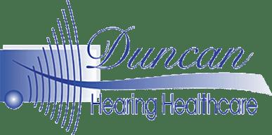 Duncan Hearing Logo